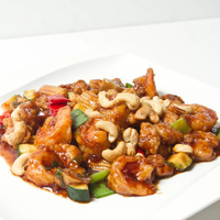 Shrimp and Chicken with Cashew Nuts